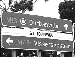 Why Durbanville?