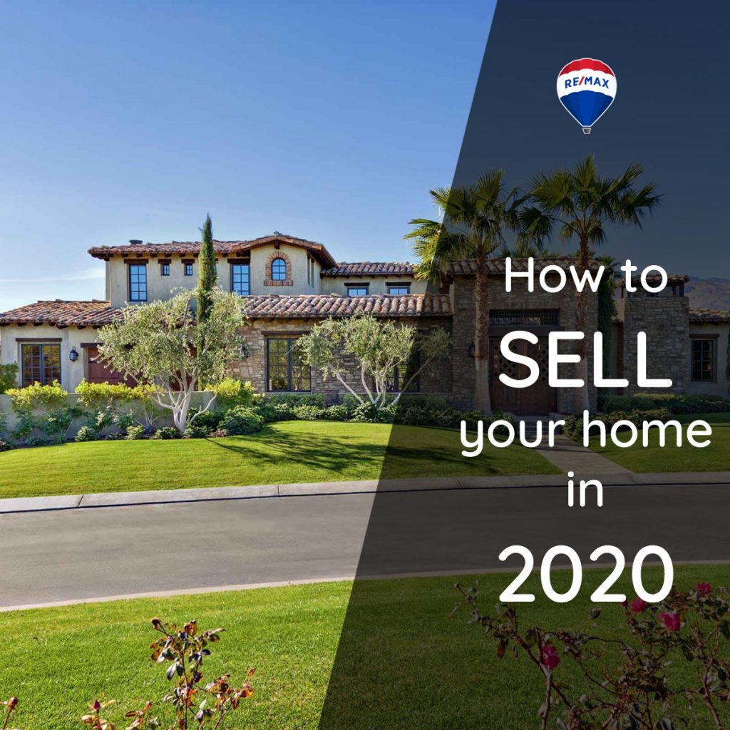 How to sell your home in 2020