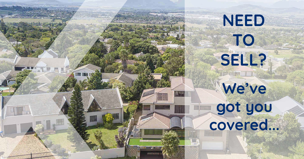 Sell property in Durbanville